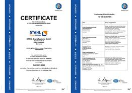 ISO 9001 SCS