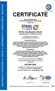 ISO 9001 STAHL